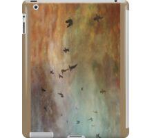 Diptych Birds 1/2 iPad Case/Skin