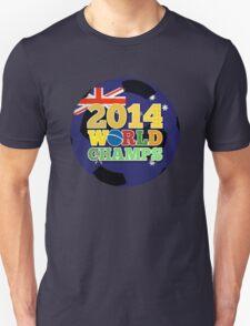 2014 World Champs Ball - Australia T-Shirt