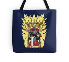 The Hero King Of Emblems Tote Bag