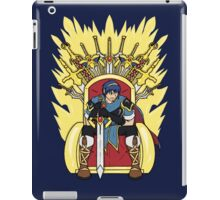 The Hero King Of Emblems iPad Case/Skin