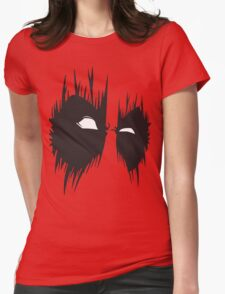 Deathpool Womens Fitted T-Shirt