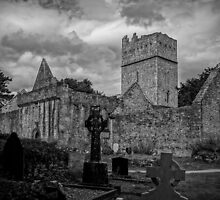 Muckross Abbey by Stuart Howard