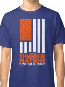 OKC Thunder - Thunder Nation Classic T-Shirt