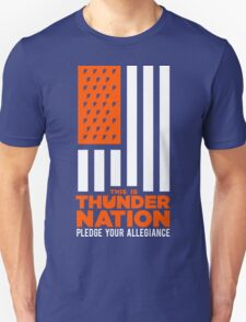 OKC Thunder - Thunder Nation T-Shirt