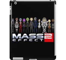 Mass Effect 2 Crew ver. 2 iPad Case/Skin