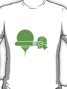 Heisenberg's Uncertainty Cancellator T-Shirt