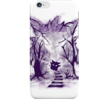 Poisoned forest 2 iPhone Case/Skin