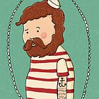 sad little sailor (in full colour) by Tess Smith-Roberts