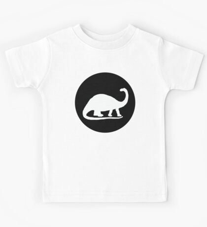 Brontosaurus Kids Tee