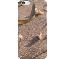 Snail Meet-up iPhone Case/Skin