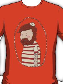 sad little sailor (in full colour) T-Shirt