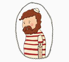 sad little sailor (in full colour) Unisex T-Shirt