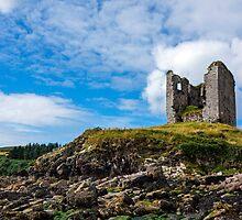 Min Aird Castle by Stuart Howard