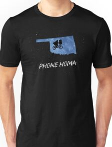 Oklahoma - Phone Homa Unisex T-Shirt