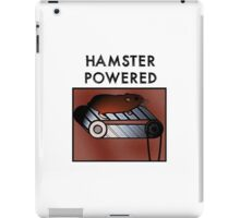 Hamster powered iPad Case/Skin