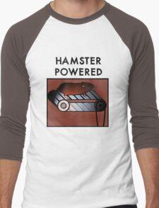 Hamster powered Men's Baseball ¾ T-Shirt
