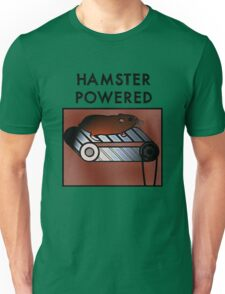 Hamster powered Unisex T-Shirt