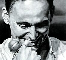 Hiddleston by inhonoredglory