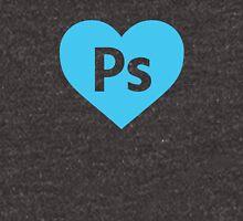 I Love Photoshop. Unisex T-Shirt