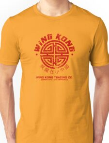 Wing Kong Trading Co. (worn look) Unisex T-Shirt