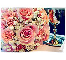 The Bride's Bouquet Poster
