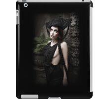 black.tears IV iPad Case/Skin