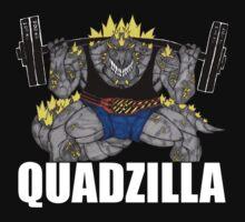 QUADZILLA by EmperorDinodude