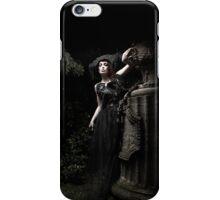 black.tears V iPhone Case/Skin