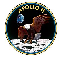 Apollo 11 Photographic Print