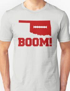 OU Sooners - Boom! Unisex T-Shirt