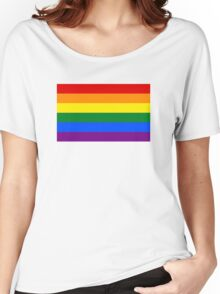 LGBT Colors Women's Relaxed Fit T-Shirt