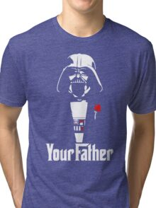 i'm your father Tri-blend T-Shirt