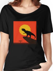 The Dinosaur King Women's Relaxed Fit T-Shirt