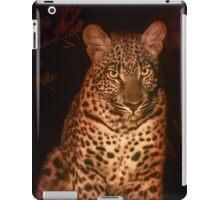 Night spots iPad Case/Skin