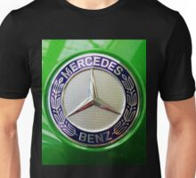 Mercedes-Benz Kryptonite Green Unisex T-Shirt