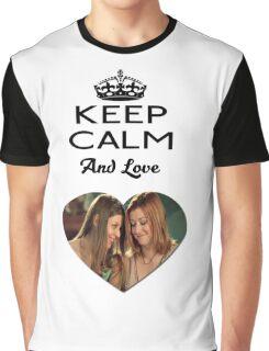 Buffy Tara and Willow 1 Graphic T-Shirt