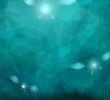 Navi, Legend of Zelda by FireflyMoon