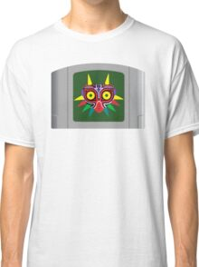 Majora's Mask N64 Cartridge Classic T-Shirt