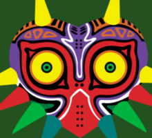 Majora's Mask N64 Cartridge Sticker