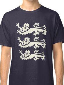 3 lions white Classic T-Shirt