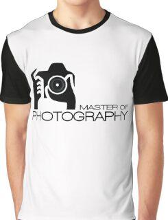 Photographer Camera T-Shirt Graphic T-Shirt
