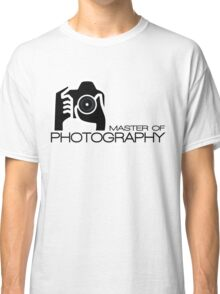 Photographer Camera T-Shirt Classic T-Shirt