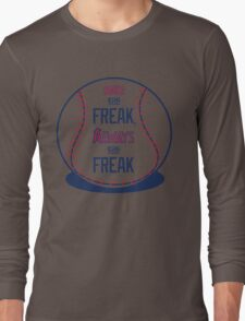 "Tim Lincecum ""The Freak"" Angels shirt Long Sleeve T-Shirt"