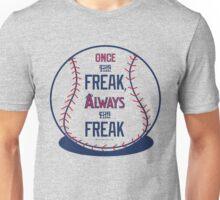 "Tim Lincecum ""The Freak"" Angels shirt Unisex T-Shirt"