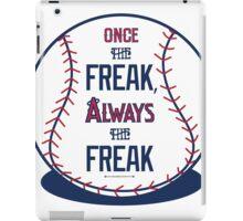 "Tim Lincecum ""The Freak"" Angels shirt iPad Case/Skin"