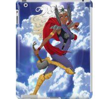 Goddess of Thunder iPad Case/Skin