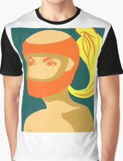 RACER GIRL Graphic T-Shirt