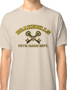 Yellow Physical Magic Dept. Classic T-Shirt
