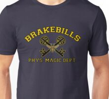 Yellow Physical Magic Dept. Unisex T-Shirt
