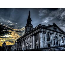 Saint Martin In The Fields Photographic Print